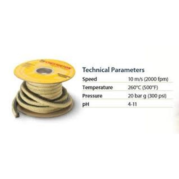 Chesterton 1830 ssp gland packing PTFE