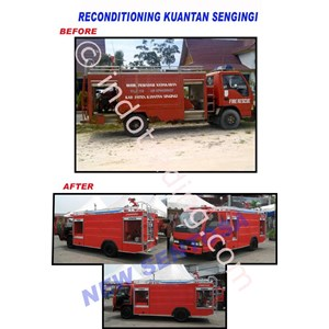 CITY FIRE RECONDITION 4000L -KS
