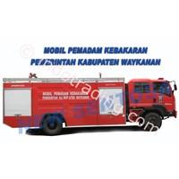 CITY FIRE DOMESTIC ISUZU 5000 L -WK 1