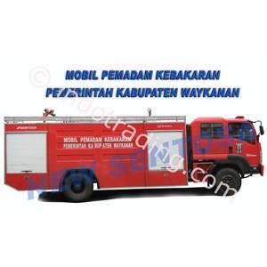 CITY FIRE DOMESTIC ISUZU 5000 L -WK