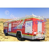 City Fire Truck Ns5000 Plateu State 1