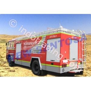 City Fire Truck Ns5000 Plateu State