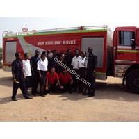 NIGERIAN CITY FIRE  1