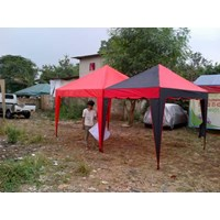 Jual Tenda cafe limas-piramid