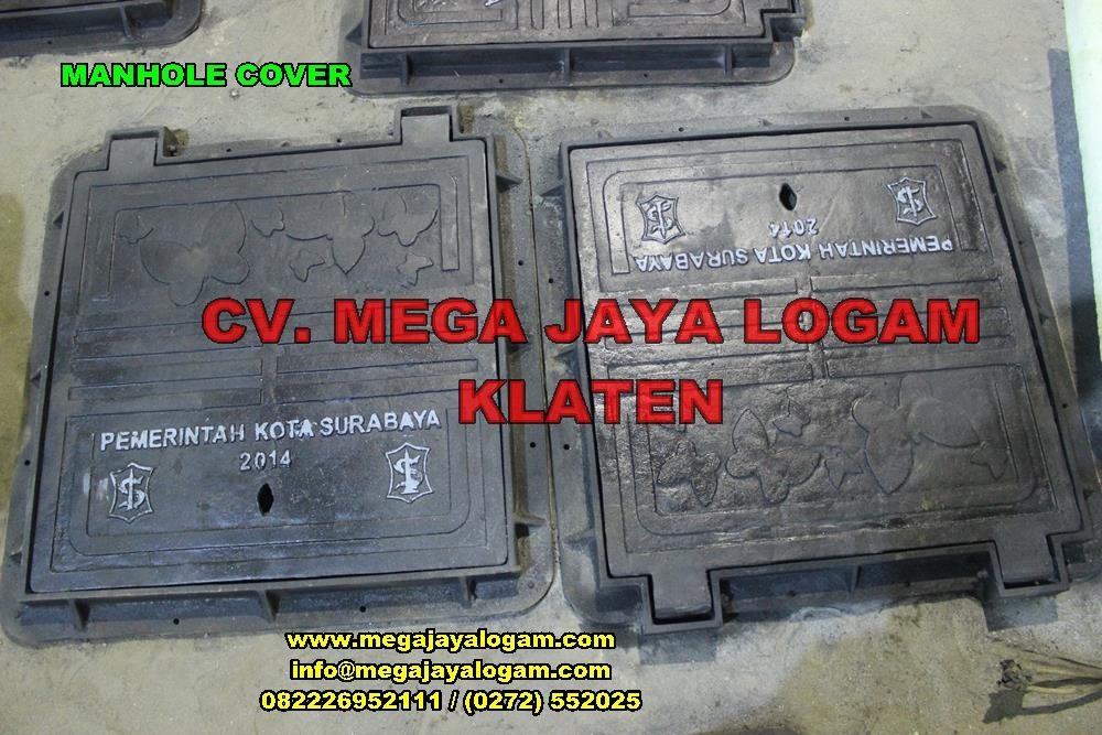 Jual Grill Manhole Chamber Cover Harga Murah Klaten Oleh