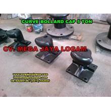 5 TON CAPACITY BOLLARD CURVE
