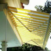 Distributor awning canopy 3