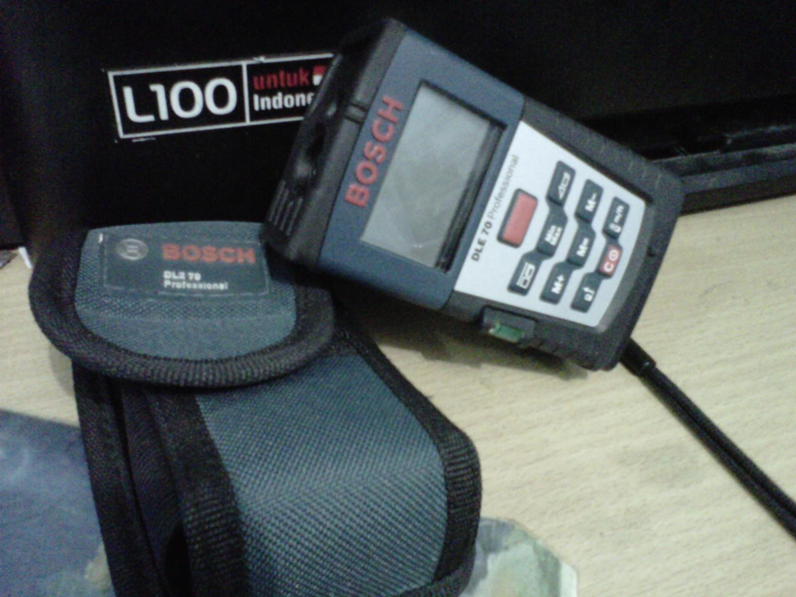 Sell Bosch Dle 70 Laser Meter 081908101888 From Indonesia By Cv Tang Ampere Digital Clamp Kyoritsu 2010 Buana Surveycheap Price