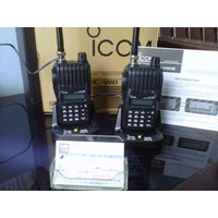 Jual HANDY TALKY HT ICOM IC-V80 BATTERY LITHIUM RAPID CHARGER