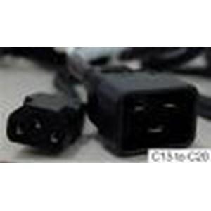 Dari Kabel Power C13 To C20 0