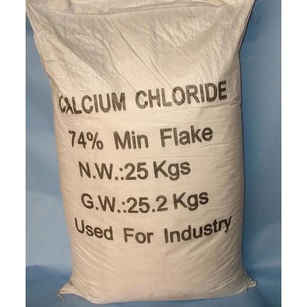 Calcium chloride 74%