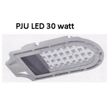 lampu PJU LED 30 watt