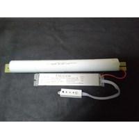 Lampu darurat dengan nicad baterai untuk TL LED