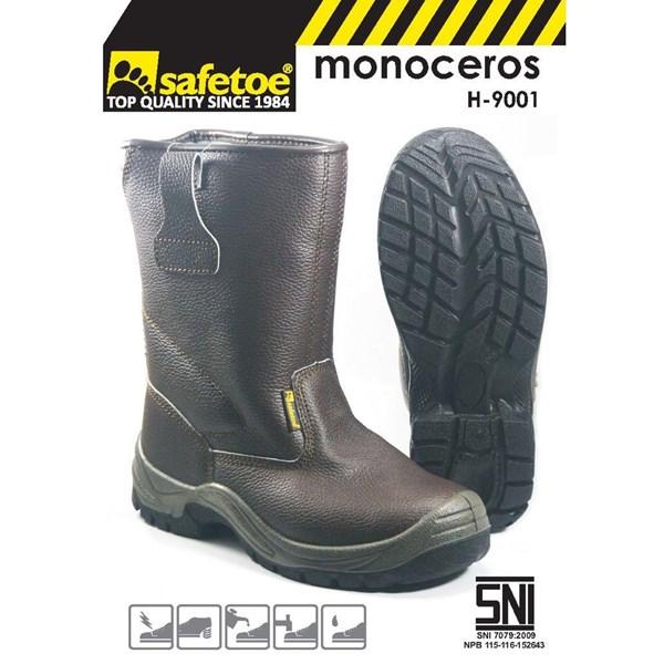 Sepatu Safety Monoceros H-9001