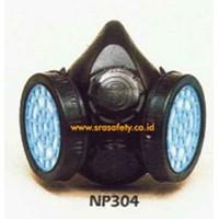 Jual Masker Pernapasan Blue Eagle Np304