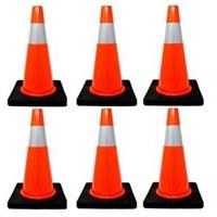 Traffic Cone Black Based