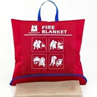 Fire Blanket Blue Eagle ATG 1515