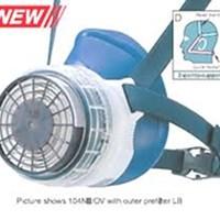 Masker Respirator Shigematsu GM66