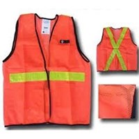 Rompi Safety MVO Vest