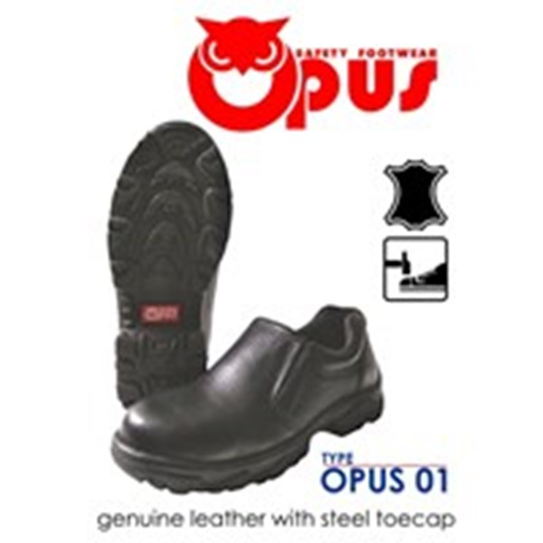 Sepatu Safety Opus 01