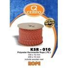 Polyester Kernmantle Rope KSR-010 Cerro 1