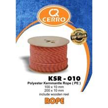 Polyester Kernmantle Rope KSR-010 Cerro