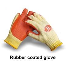 Rubber Coated Glove Merk Cerro