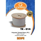 Polyester Twisted Rope TR-014 Cerro 1