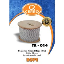Polyester Twisted Rope TR-014 Cerro