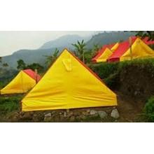 tenda kemah warna