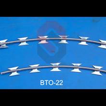 Kawat Silet Razorwire Bto-22