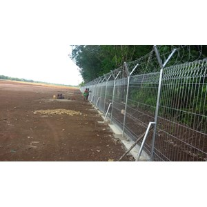 Sell The Factory Price Of Iron Fence Brc In Bali from Indonesia by CV   Sukses Dinamika Engineering,Cheap Price