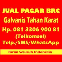 Pabrik Supplier Pagar Brc Batam