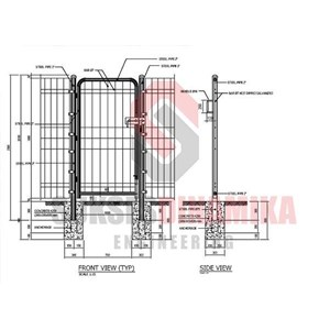 Sell fence brc autocad drawings from indonesia by cv sukses fence brc autocad drawings asfbconference2016 Gallery
