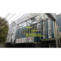 Pemasangan Aluminium Composite Panel Murah dan Profesional
