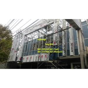 Pemasangan Aluminium Composite Panel Murah dan Profesional By CV. Sukses Dinamika Engineering