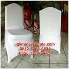 Sarung Kursi Futura Press putih Polos 1