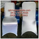 Sarung Kursi Futura Press putih Polos 2