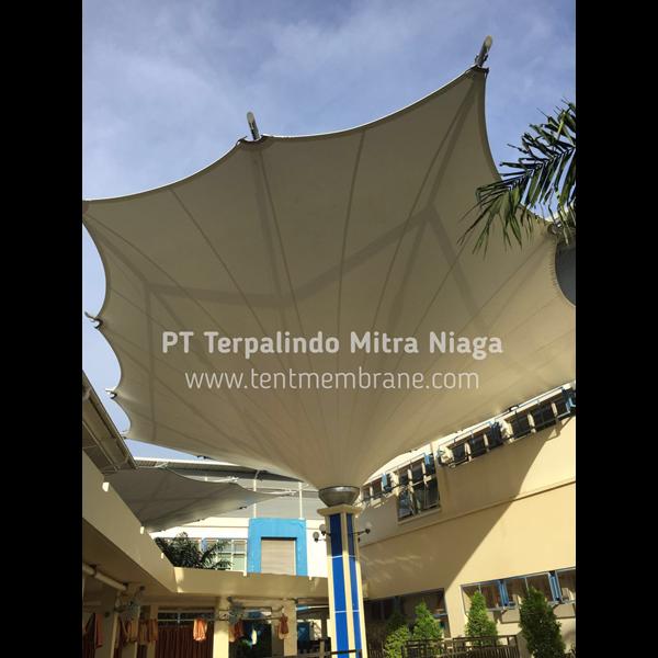Tenda Membrane Corner