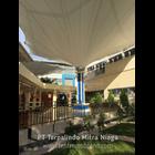Tenda Membrane Masjid Model Corner 4