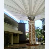 Tenda Membrane Model Payung