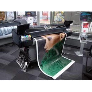 Plotter HP Z3200 24 Inchi