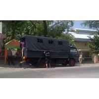 Terpal Bak Truk Polisi