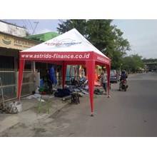 Tenda Promosi Piramid 3x3