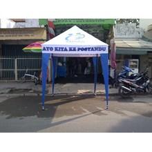 Tenda Promosi Pyramid 2x2