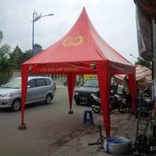 Tenda Kerucut Promosi 3x3