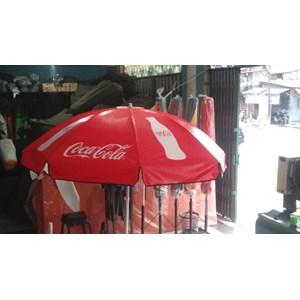Tenda Payung Coca Cola