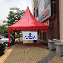 conical tent 3 x 3 promotions