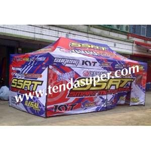 Tenda Paddock Balap