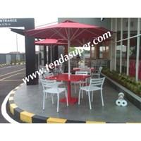 Tenda Payung KFC 1